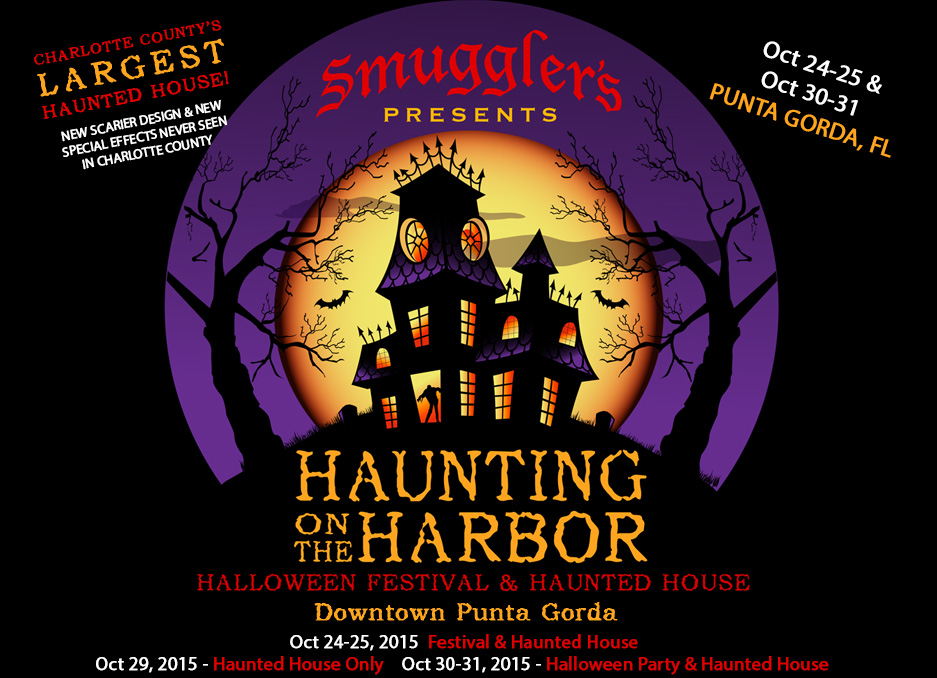 Haunting on the Harbor - click to enter site